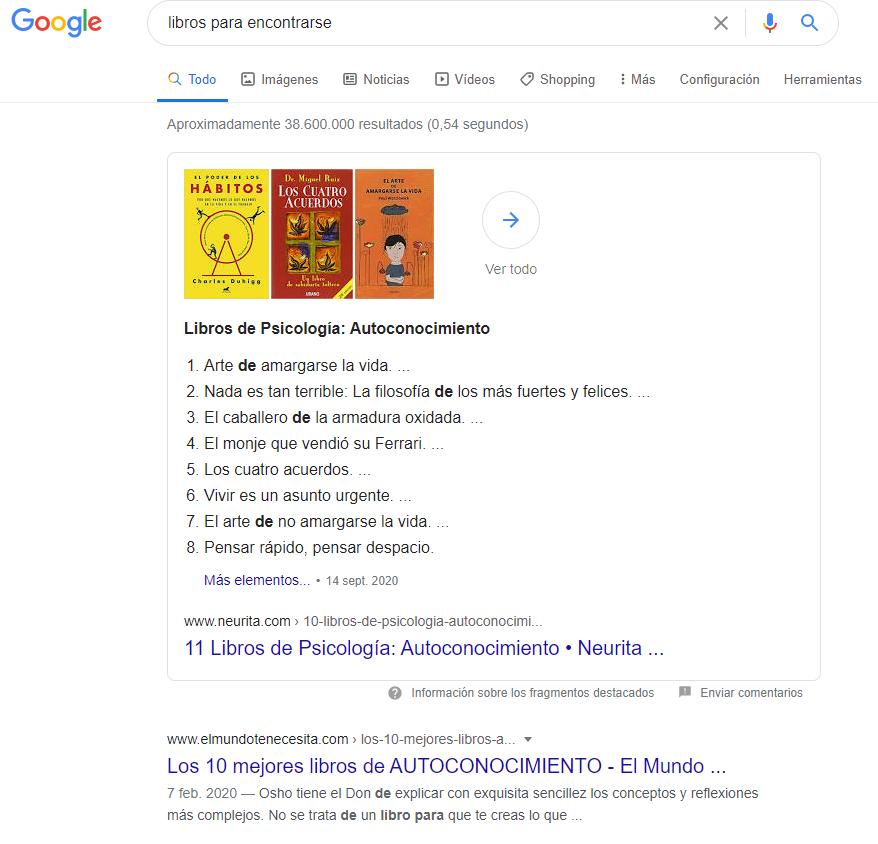 posicion 0 libros de autoconocimiento1 1 • Neurita | Blog de Psicología