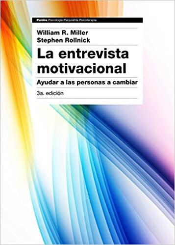 libros para psicologos la entrevista motivacional • Neurita | Blog de Psicología